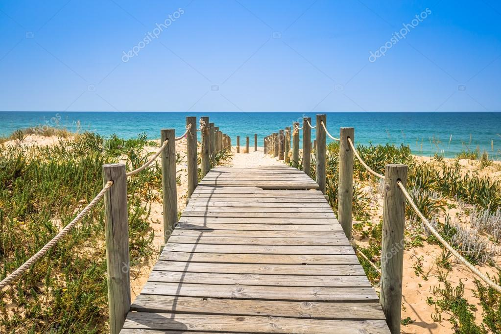 depositphotos 115892000 stock photo beach of faro algarve portugal